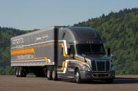 Freightliner unveiled efficient Cascadia Evolution with Detroit diesel