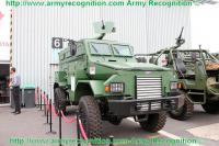 AAD 2012: The new MRAP Puma M36 Mk5