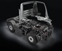 IAA 2012: Mercedes-Benz presented technology prototype of a new Unimog