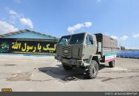 A new Iranian tactical truck Neinava 4x4