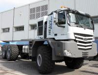 IAA 2012: Paul presented a huge chassis Heavy Mover 80 570