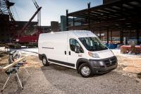 Information about Ram ProMaster
