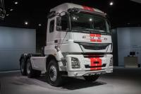 IAA 2016: Daimler AG presents a tractor FUSO TV for Asia and Africa