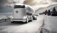 Mercedes-Benz E-Truck Is A Design Study From The Future