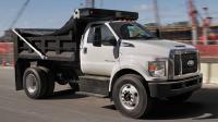 Ford Improves the Popular F-650 and F-750 Commercial Series Trucks