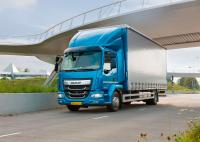 DAF introduces a lot of innovations to the New LF