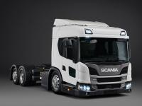 Scania showcased the new generation of L-series trucks with low entry