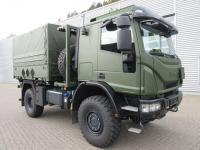 IVECO got a huge army order for 280 4x4 trucks EuroCargo
