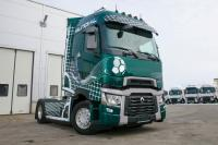 Renault Trucks has developed the T-High Mundial Edition special for Russia