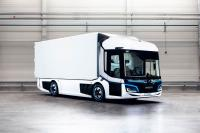 Unexpected premiere: MAN CitE electric urban truck concept