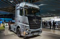 Mercedes-Benz Actros Edition 1 is a special limited edition to start new generation