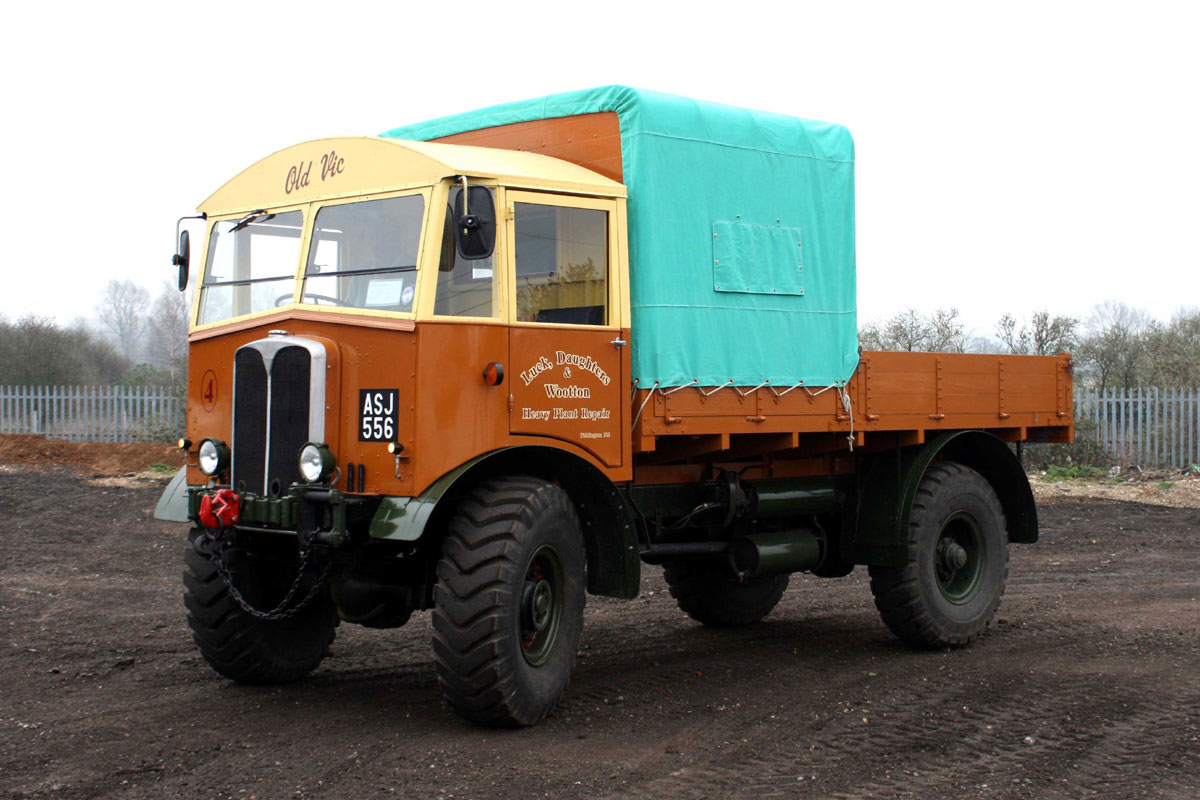 AEC Matador ( model 853 / O853 ) (Commercial vehicles ...