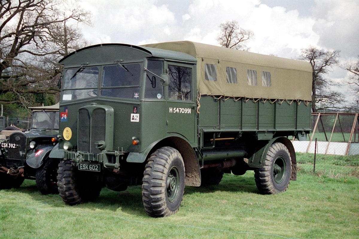 Used Diesel Trucks >> AEC Matador ( model 853/O853 ) (Military vehicles ...