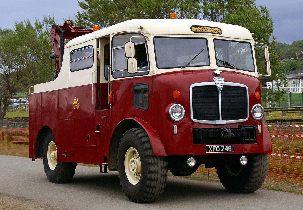 AEC Matador Bus Companies (Special vehicles) - Trucksplanet