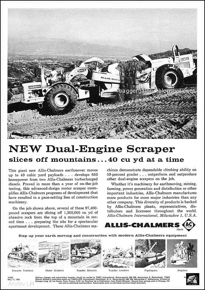 Allis-Chalmers 460 / 562 (Offroad vehicles) - Trucksplanet