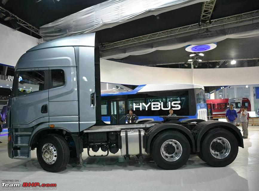 Ashok Leyland Captain 4940 Euro 6 (Concept vehicles ...