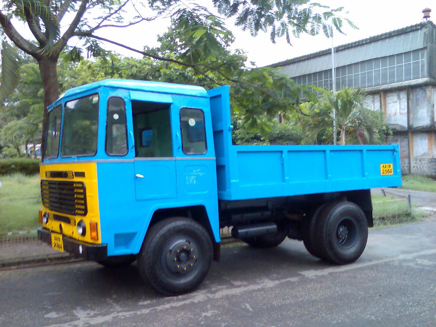 Ashok Leyland Comet (Commercial vehicles) - Trucksplanet