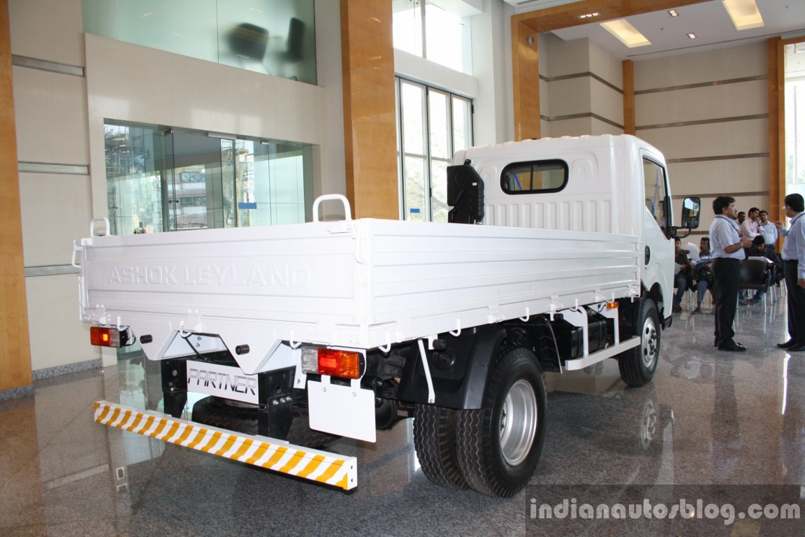 Ashok leyland partner 2014 commercial vehicles trucksplanet ashok leyland partner ashok leyland partner mozeypictures Image collections