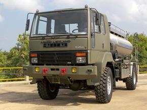 Ashok Leyland Stallion MkIII / MkIV (Military vehicles) - Trucksplanet