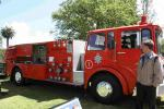 Fire Truck with Ergomatic cab