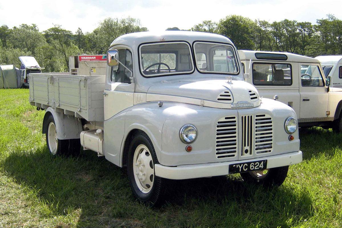 Austin k2 k4 loadstar commercial vehicles trucksplanet for Commercial motor used trucks