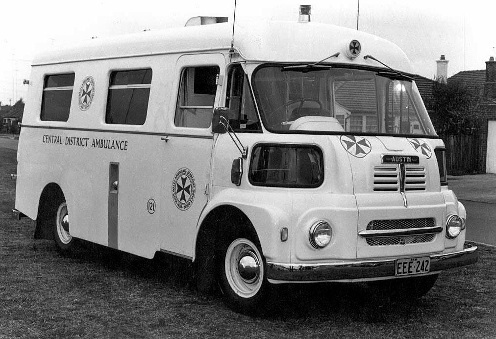 Austin FG / S200 / 404 (Commercial vehicles) - Trucksplanet