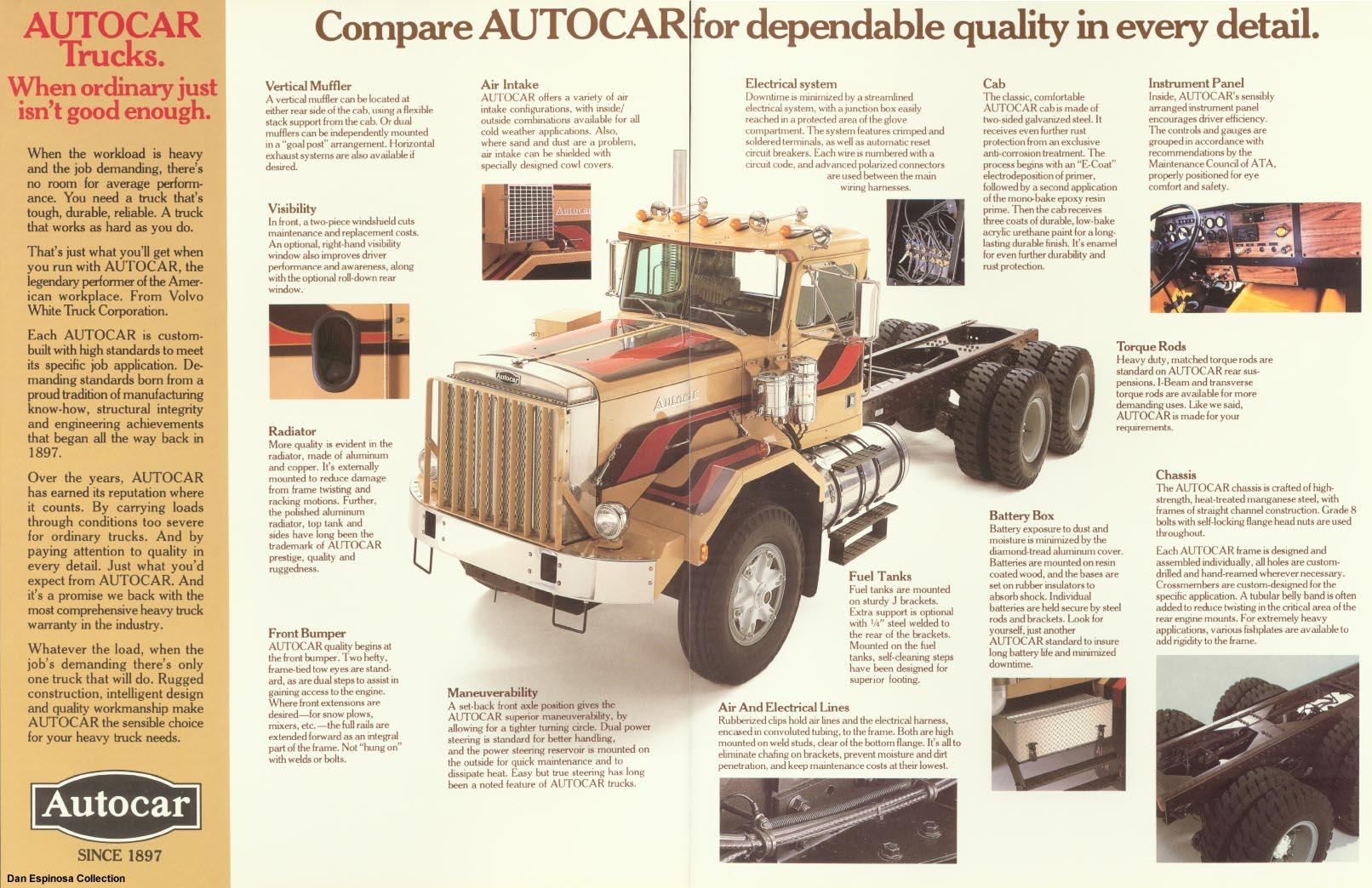 Trucksplanet Updates Autocar Truck Wiring Diagrams Comments
