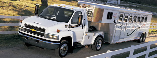 5500 Chevy Kodiak Trucks