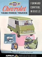 Chevrolet Forward Control 1958