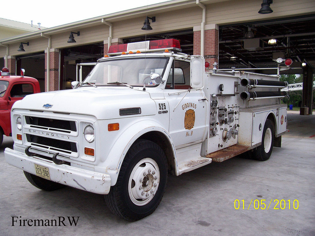 Chevrolet Series 40 / 50 / 60 '67 (Commercial vehicles