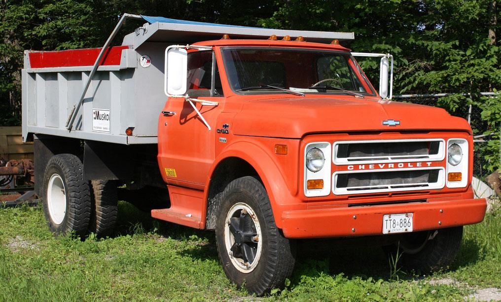 Chevrolet Series 40 / 50 / 60 '67 (Commercial vehicles) - Trucksplanet