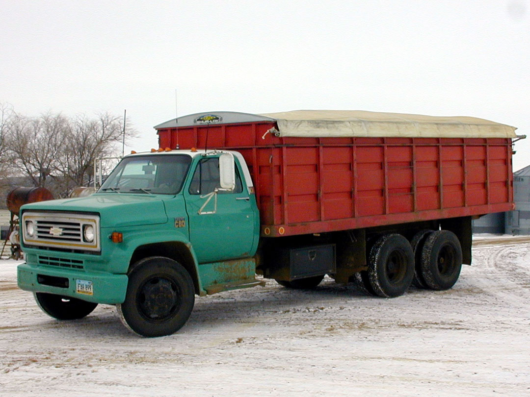 Chevrolet Series 50 / 60 / 65 /70 '73 (Commercial vehicles