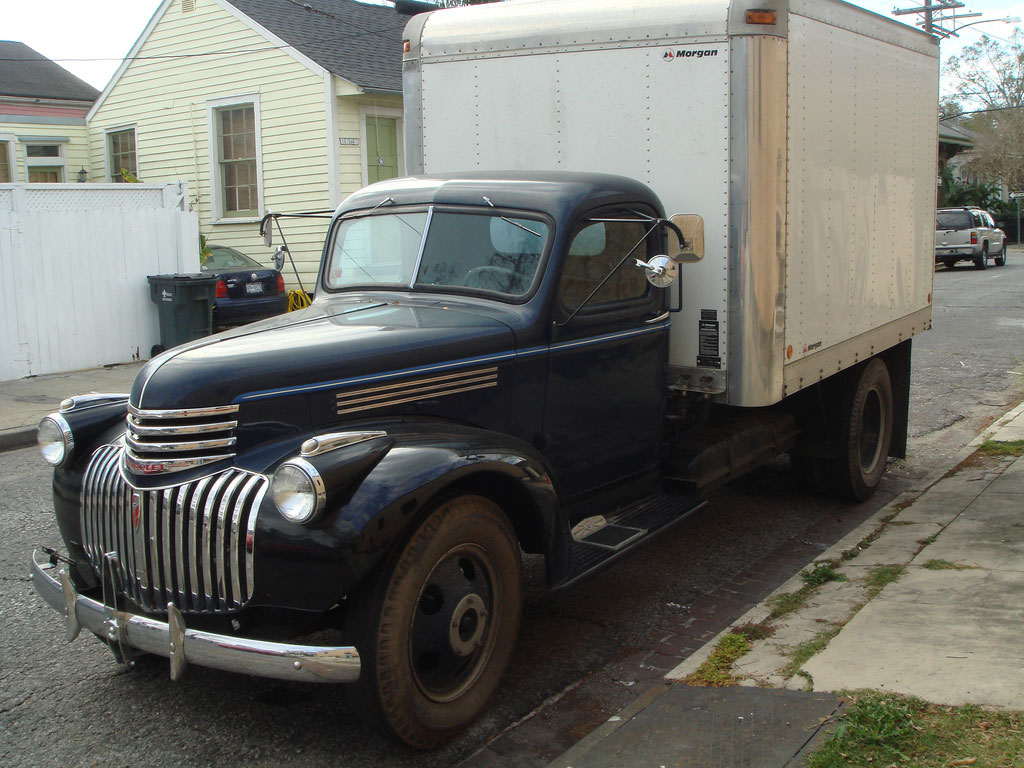Chevrolet Series A Y B M C O D P Commercial Vehicles 1941 Ford 3 4 Ton Pickup Truck Yr