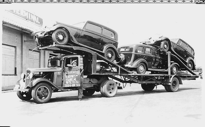 chevrolet series p q commercial vehicles trucksplanet. Black Bedroom Furniture Sets. Home Design Ideas