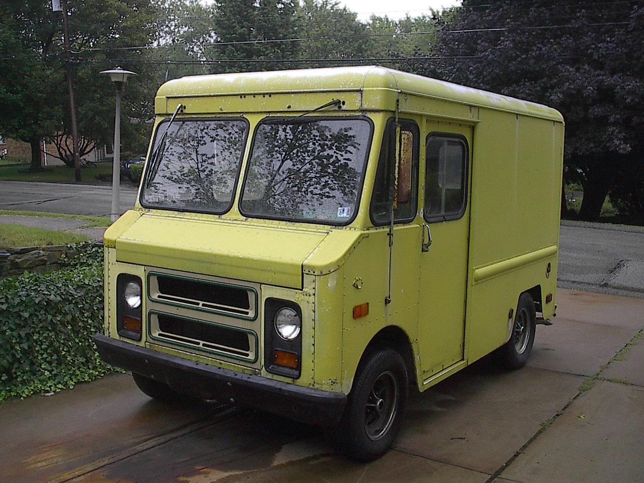 Chevrolet Step-Van 7 '69 (Commercial vehicles) - Trucksplanet