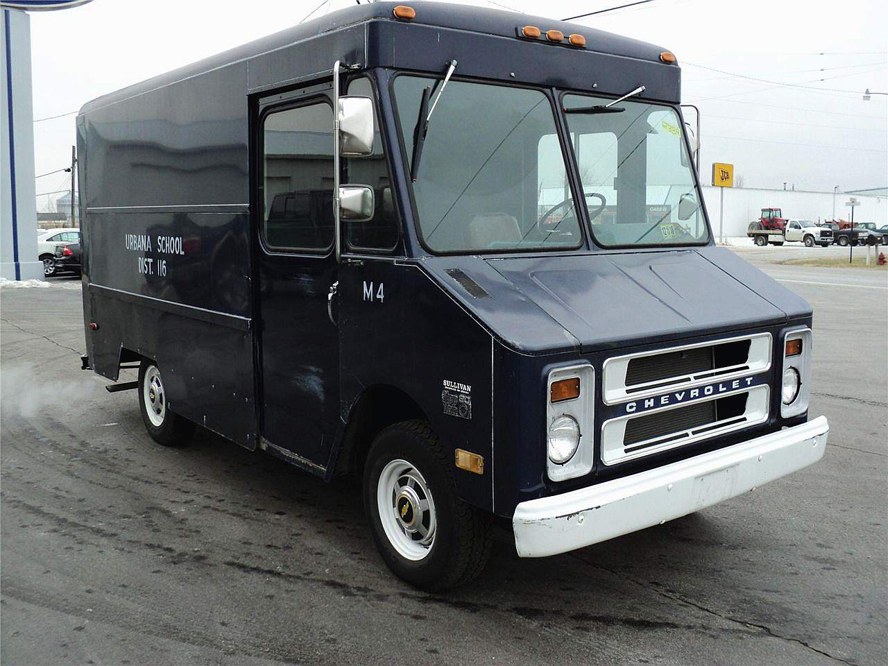 Chevrolet Cargo Van For Sale >> Chevrolet Step-Van King '68 (Commercial vehicles) - Trucksplanet