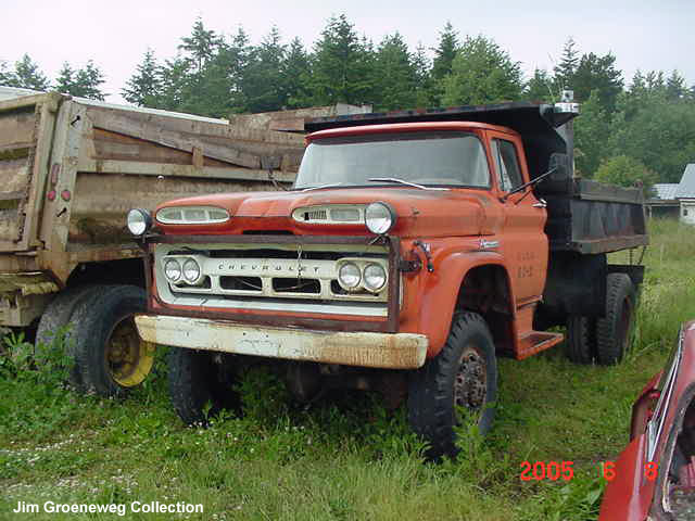 Chevrolet Series 50 60 70 80 60 Commercial Vehicles