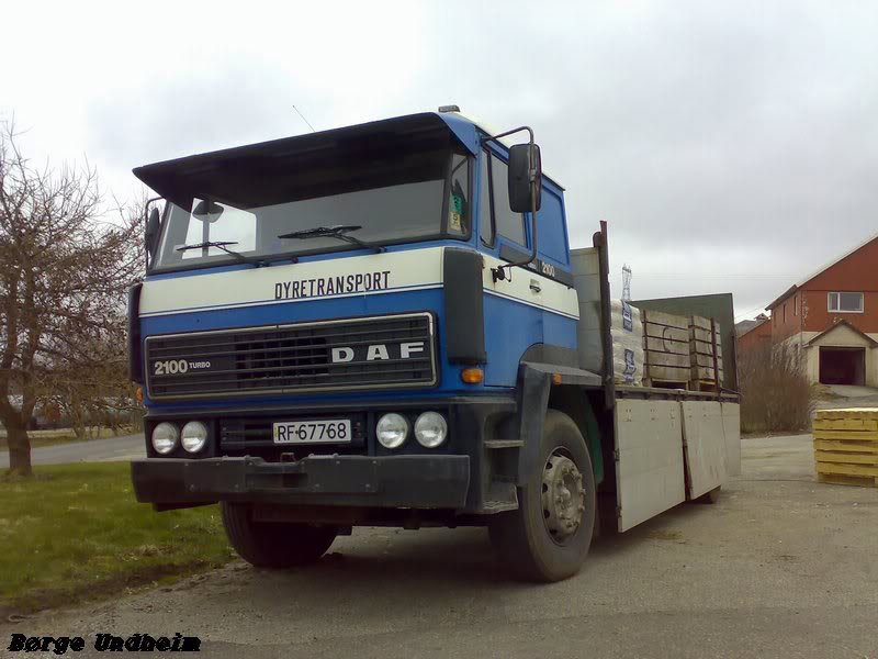 daf 2100 2300 2500 commercial vehicles trucksplanet