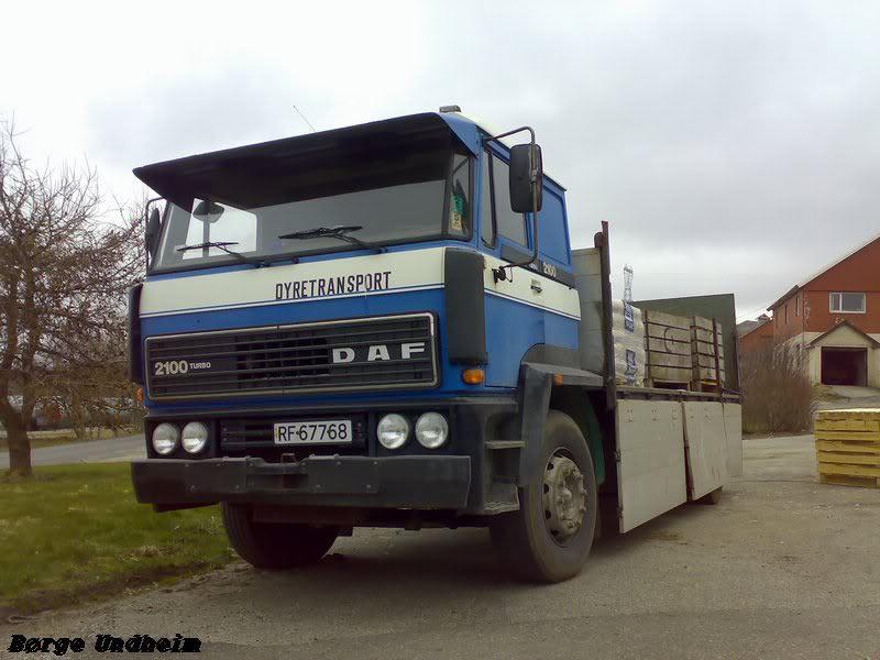 daf 2100 2300 2500 commercial vehicles trucksplanet For2100 2300
