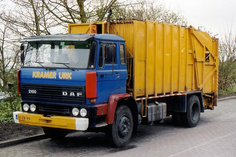 Daf 2100 2300 2500 trucksplanet for 2100 2300