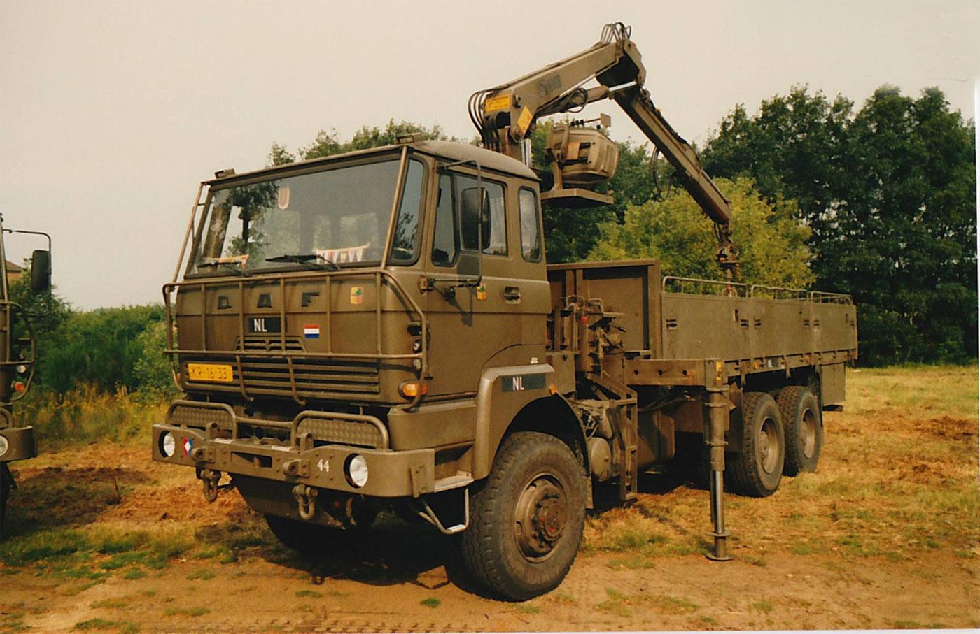 Resultado de imagen para DAF 6x6 chassis