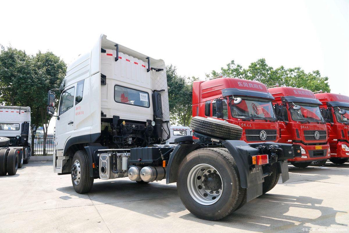 DongFeng Tianlong / Denon (天龙) (Commercial vehicles
