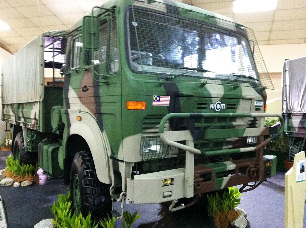 Drb hicom lpta 715 1623 military vehicles trucksplanet for Planet motors on military