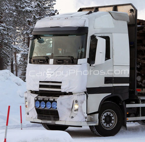 2018 volvo fh16.  fh16 spy photos of the new volvo fh to 2018 fh16