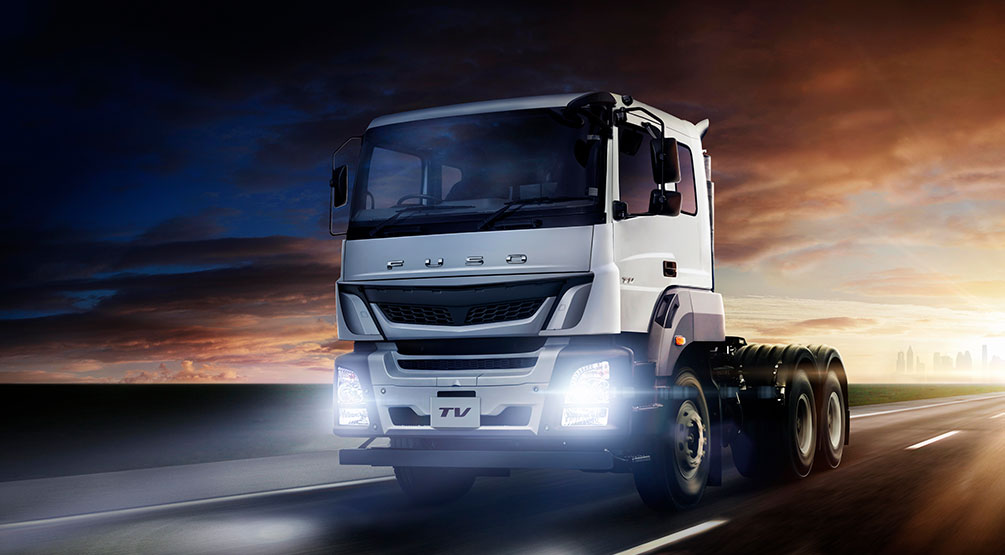 Fuso Tv Commercial Vehicles Trucksplanet