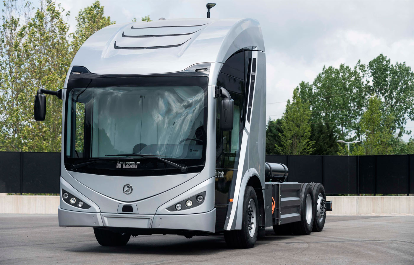 Trucksplanet Updates Scania Irizar Wiring Diagram The Ie 6x2 Is Initially Targeting Municipal Uses Access To A Spacious Cabin With Low Floor Carried Out Through Automatic Door Of Bus