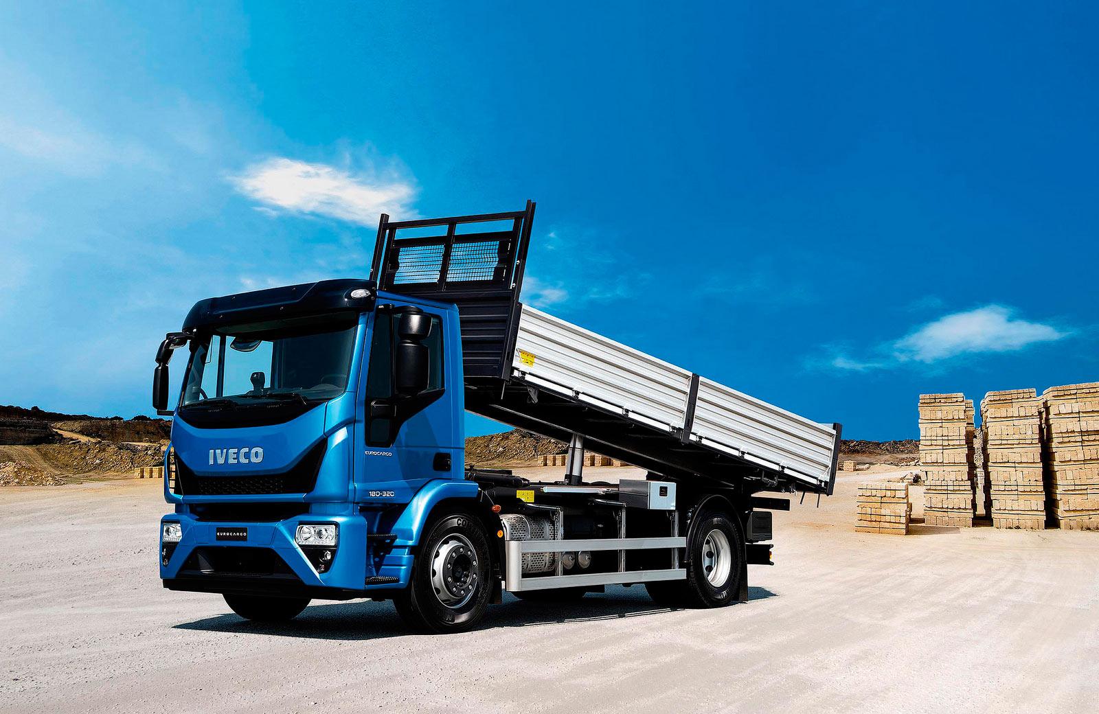 Iveco Eurocargo 16 Commercial Vehicles Trucksplanet