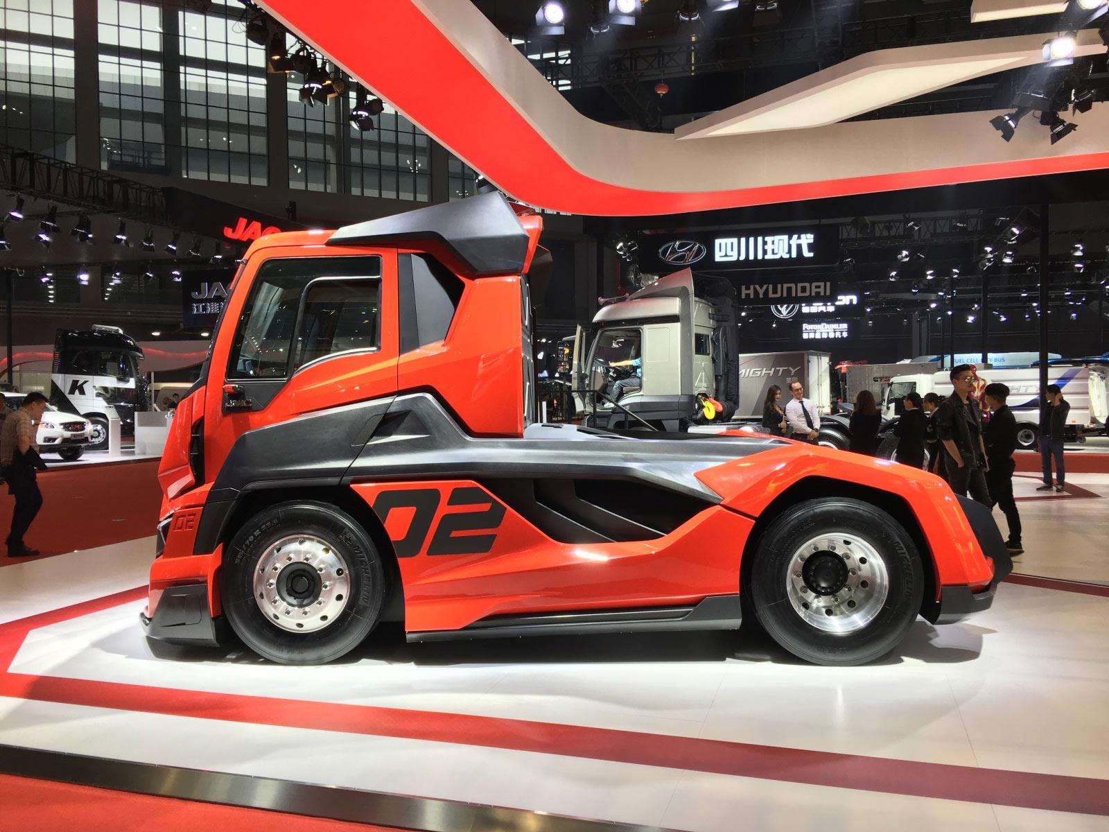 Alfa Romeo Usa >> JMC Race Truck Concept (Concept vehicles) - Trucksplanet