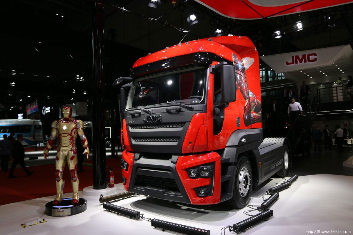 New South Ford >> JMC Veyron (威龙) (Commercial vehicles) - Trucksplanet