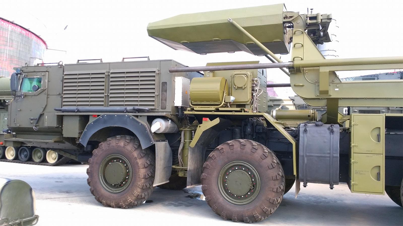 Kamaz k 78501 39 platform o 39 concept vehicles trucksplanet for Planet motors on military